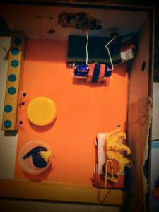 giocattolo fai da te: sala visite